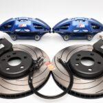 BMW M-Performance G Series Tarox retrofit kit 4pot Brembo 348x36mm G01 G02 G29 G30 G31 G11 G01 G02 G05 New- 4