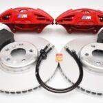 BMW M-Performance G Series retrofit kit 4pot Brembo 348x36mm G01 G02 G29 G30 G31 G11 G01 G02 G05 New – 2