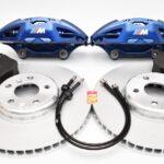 BMW M-Performance G Series retrofit kit 4pot Brembo 348x36mm G01 G02 G29 G30 G31 G11 G01 G02 G05 New – 3