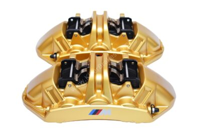 Front BMW M8 F91 F92 M5 F90 Ceramic Calipers Brembo 6pot 34118089939 34118089940 NEW