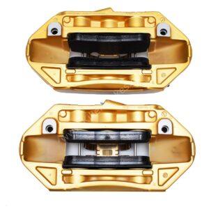 Front BMW M8 F91 F92 M5 F90 Ceramic Calipers Brembo 6pot 34118089939 34118089940 NEW