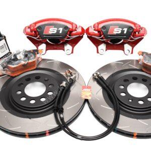 Front Brake Kit DBA 310mm Audi A1 S1 VW Polo 6R 6C GTI Seat Ibiza