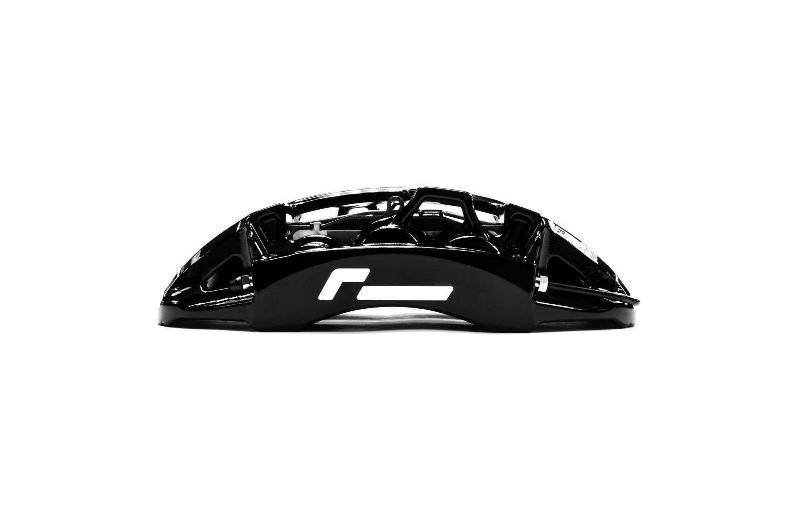 Racingline Performance Stage 3+ Carbon Ceramic Brake Kit 380mm MQB Cars VWR651000-BLK