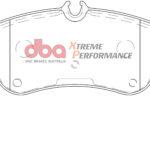 Rear Volkswagen Amarok v6 DBA Brake Pads DB15002XP Xtreme Performance 2H6698451