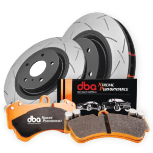 Rear DBA 42809S 15006XP Xtreme Performance Combo Pack