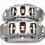 Audi Rs4 RS5 B9 Front Carbon Ceramic Brake Calipers 8W0615107K 8W0615108K NEW- 1