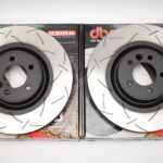 Front DBA 43090S Slotted T3 Brake Discs Range Rover Sport 380x34mm- 4