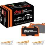 Front Range Rover Sport DBA Xtreme Performance Brake Pads DB2204XP 2