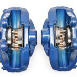 Rear Bmw M Performance 2pot Brembo Calipers 34216799461 34216799462- 1