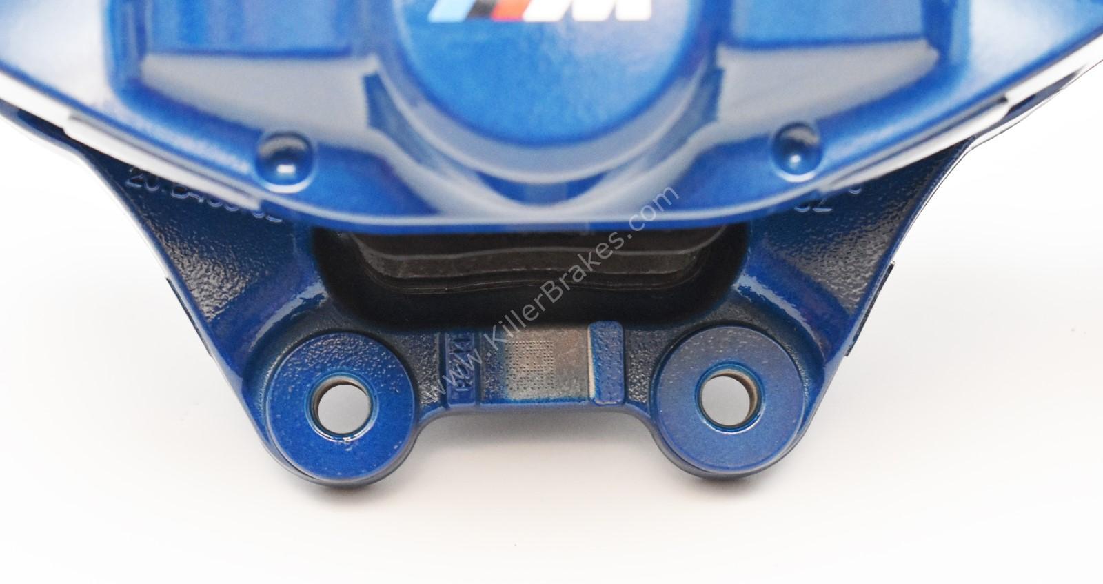 Rear Bmw M Performance 2pot Brembo Calipers 34216799461 34216799462