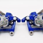 VW MK6 R20 Audi S3 8p TTRS Rear calipers TRW 310x22mm New Blue