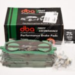 Front DB15030SP DBA Street Performance Brake Pads Audi S4 S5 B9 Rs4 Rs5 B9 A6 C8 A7 4D- 3