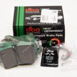 Rear DB15031SP DBA Street Performance Brake Pads Audi Q7 SQ7 Q8 4M E-tron- 1