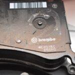 Front Brembo 6pot Brake Kit Dba 2-piece Brake Discs 380x36mm 52774BLKS 4KE615107B 4KE615108B- 10