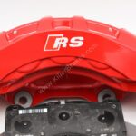 Front Brembo 6pot Brake Kit Dba 2-piece Brake Discs 380x36mm 52774BLKS 4KE615107B 4KE615108B- 11