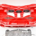 Front Brembo 6pot Brake Kit Dba 2-piece Brake Discs 380x36mm 52774BLKS 4KE615107B 4KE615108B- 8
