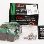 Rear DB15009SP Street Performance DBA Brake Pads Audi A1 S1 8X Octavia 5E Leon 5F- 3