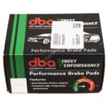 Rear DB15032SP DBA Street Performance Brake Pads Audi Rs4 Rs5 B9 S4 S5 B9 A6 C8- 2
