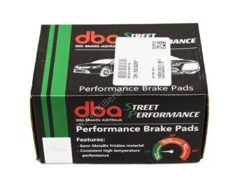 Rear DB15032SP DBA Street Performance Brake Pads Audi Rs4 Rs5 B9 S4 S5 B9 A6 C8