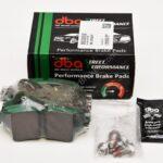 Rear DB15032SP DBA Street Performance Brake Pads Audi Rs4 Rs5 B9 S4 S5 B9 A6 C8- 3