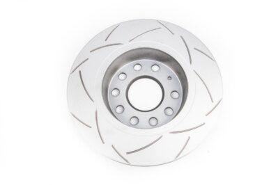 Rear DBA 2814S Brake Discs 272x10mm Street Series T2 Slotted New