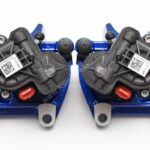 Rear Golf 7 R Audi S3 8v 310mm Calipers Lapiz Blue upgrade for Gti A3 NEW- 2