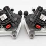 Rear Golf 7 R Audi S3 8v 310mm Calipers Oryx White upgrade for Gti A3 NEW- 4