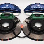 Front Bmw M Performance E90 F30 F32 F34 Big Brake Kit Akebono 6pot DBA 380x34mm New- 14