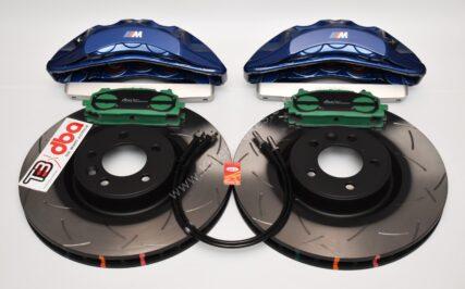 Front Bmw M Performance E90 F30 F32 F34 Big Brake Kit Akebono 6pot DBA 380x34mm New