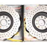 Front DBA 42830WSLVXD Wave Brake Discs 340x30mm 4000 series T3 Slotted New- 6